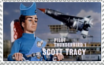 Scott Tracy stamp by DBurch01