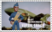Virgil Tracy stamp by DBurch01