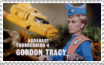 Gordon Tracy stamp by DBurch01