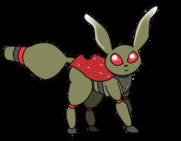 Fakemon Eeveelution: Infesteon