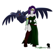 Brony DnD Special: Fae with Corviknight