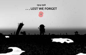 ...Lest We Forget
