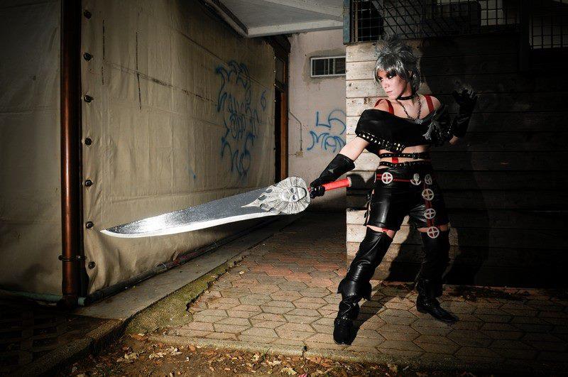 Paine Final Fantasy cosplay by HylianCosplayItaly