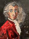 W.A. Mozart by Ellisis