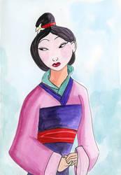 Mulan by Ellisis