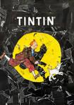 Tintin et Milou by Ellisis