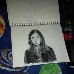 Amy Pond ballpoint