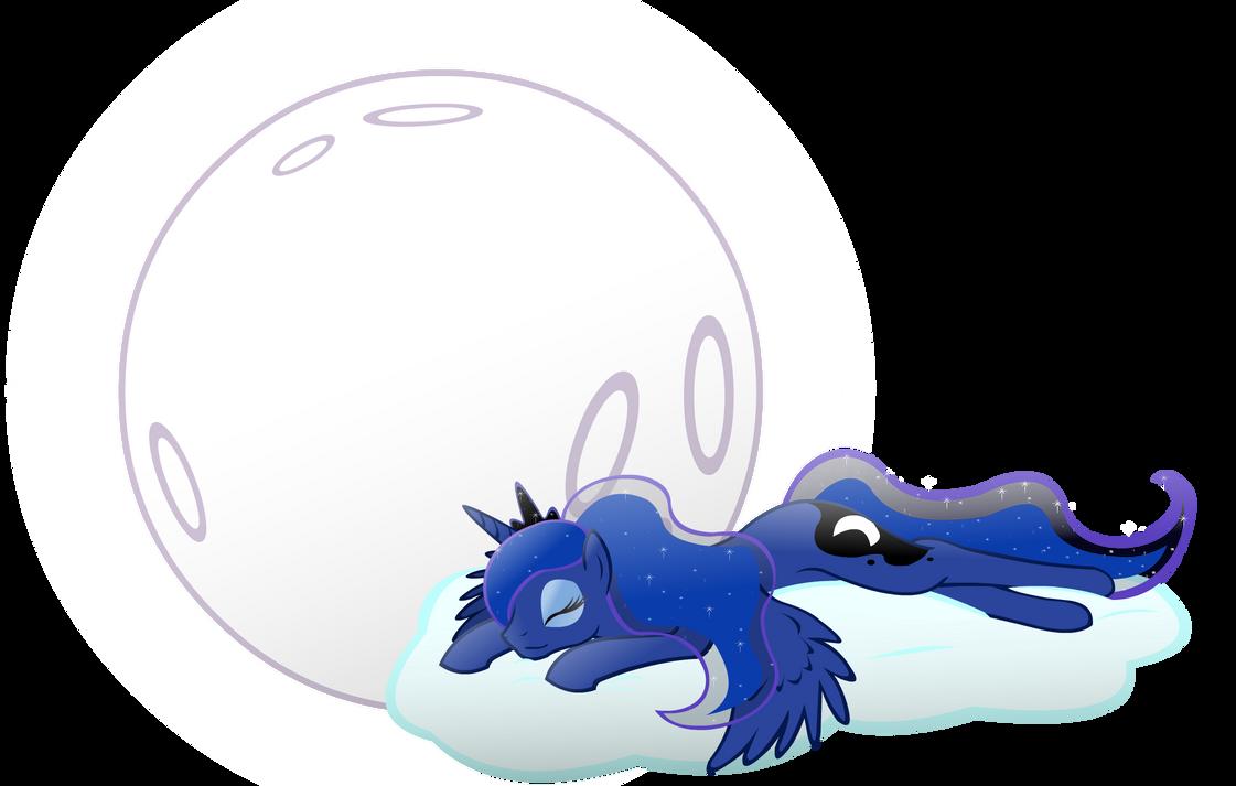 LunaMoon by CartoonTiger