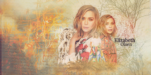 CK [Elizabeth Olsen] Detailing Reality by D-iara