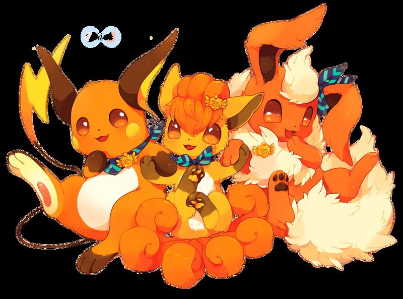 Render #24 [Pokemon] by D-iara