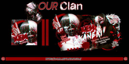 [CK] The masquerade - Our Clan by D-iara