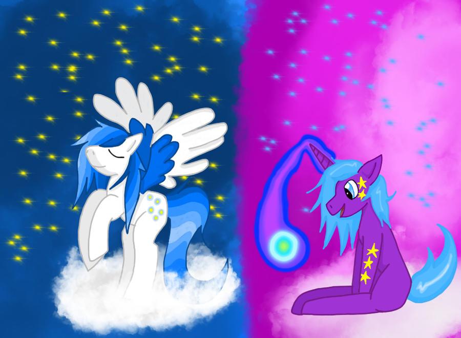 .: Star Ponies :. by ASinglePetal