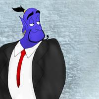 .: Mr Genie :. by ASinglePetal