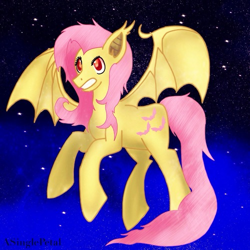 .: FlutterBat :. by ASinglePetal