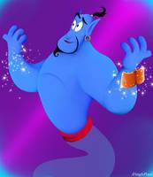 Genie  by ASinglePetal
