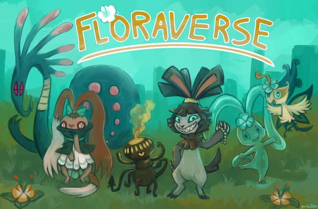Flora by geckoZen