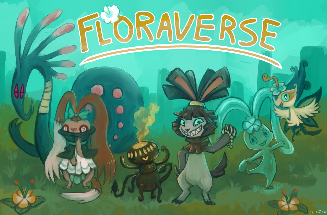 Flora by geckoZen