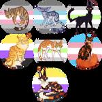 Gender Cats