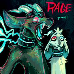 27. Rage, ignored by geckoZen