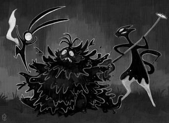Sludge Bomb by geckoZen