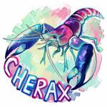 Cherax badge (comm)