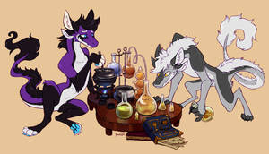 Potion-making (comm)