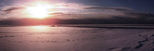 North sea ice Panorama (rework)