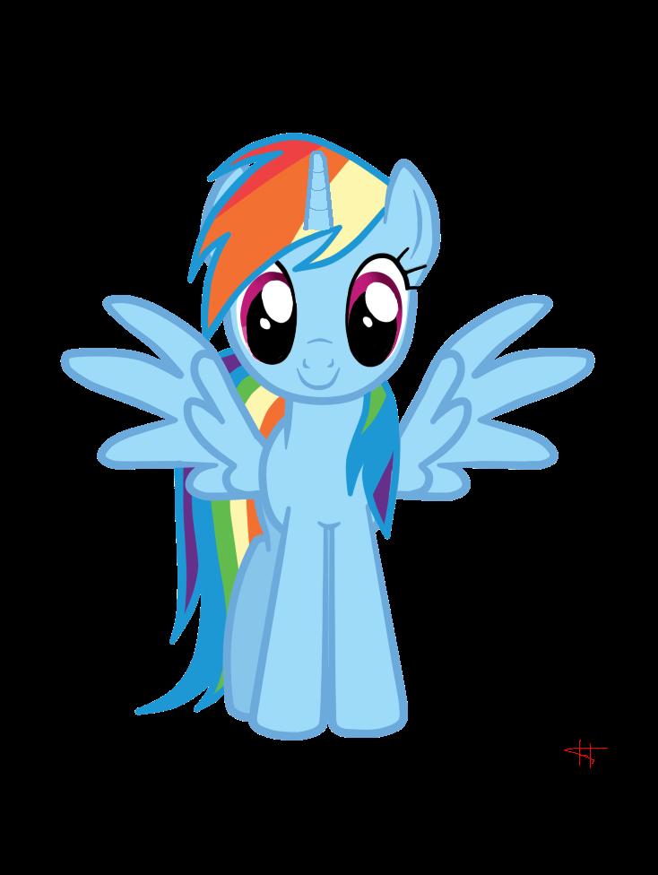 Mlp Rainbow Dash Alicorn Mlp Rainbow Dash as an AlicornMlp Alicorn Rainbow Dash
