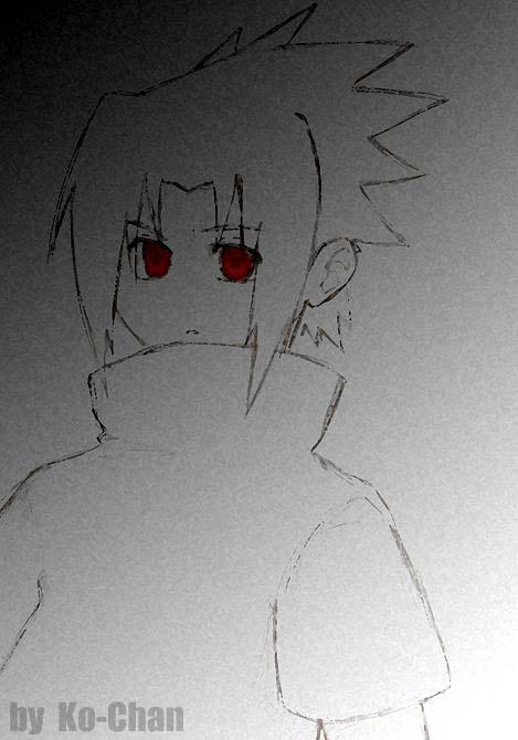 Mas Dibujos Dark_Avenger___Sasuke_Uchiha_by_Lonely_Kozue