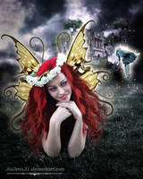 Fairy Red Head by jiajenn