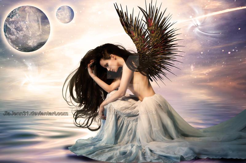 PlaneT Angel by jiajenn