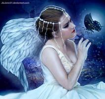 White Queen by jiajenn