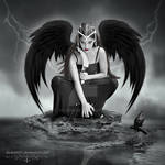Dark Angel or Dark Fairy