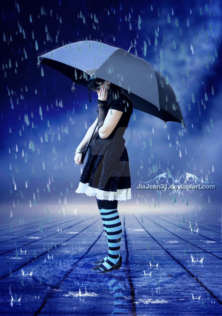 Umbrella I by JiaJenn31