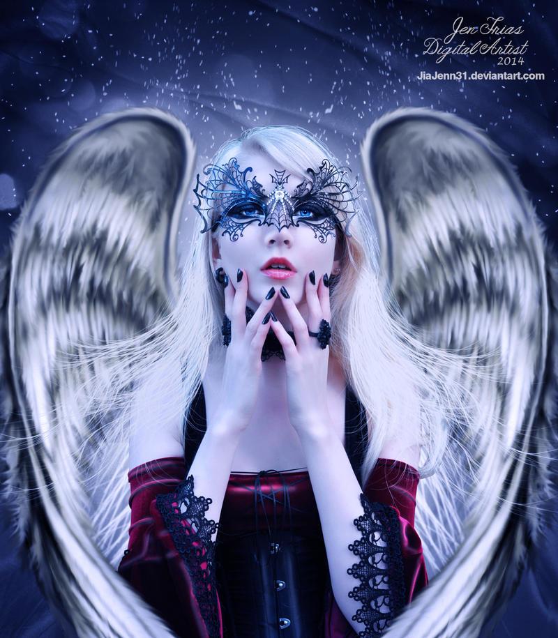 Heaven without angels by JiaJenn31