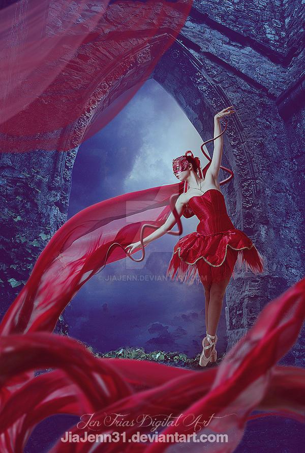 Dancing till the Sky by jiajenn