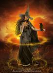 Walking Witch