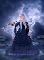 Khaleesi by jiajenn