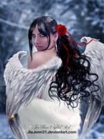 Sweet angel by jiajenn