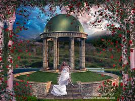 Peaceful Garden by jiajenn