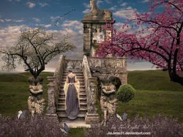Lady Garden SM by jiajenn