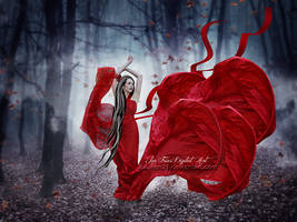 Red Freedom by jiajenn