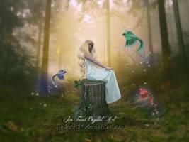 Magic Elf by jiajenn