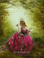 Frog and the princess by jiajenn