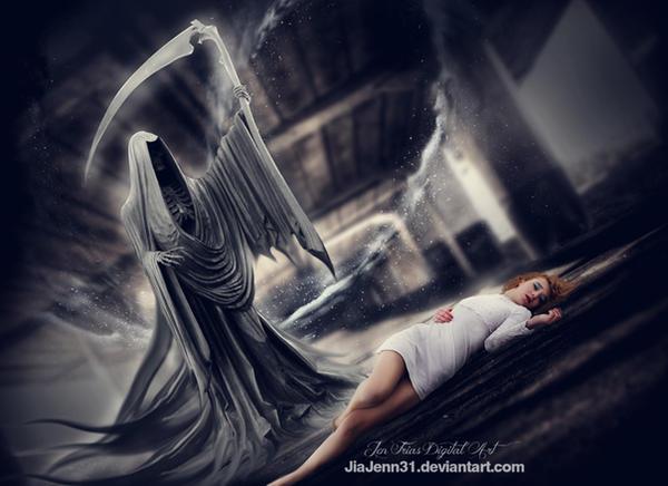 When Dead comes by JiaJenn31