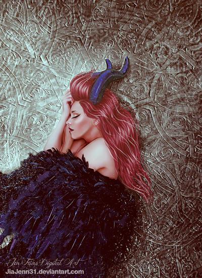 Sweet dreams by jiajenn