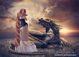 Cherish my dragon by jiajenn