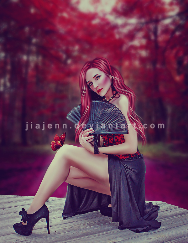 Gothic Autumn Sm by jiajenn