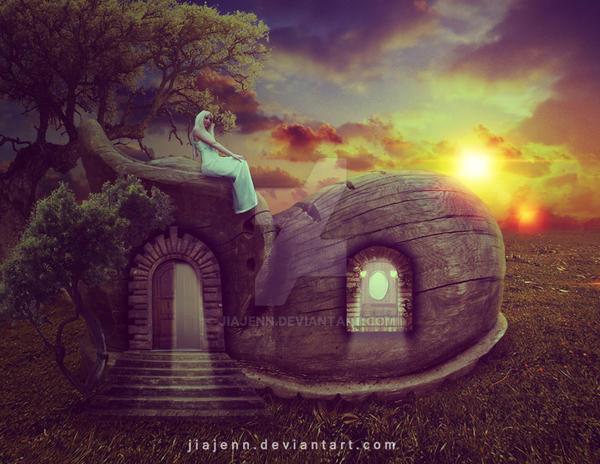 House Boot by jiajenn