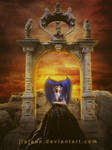 The witch by jiajenn